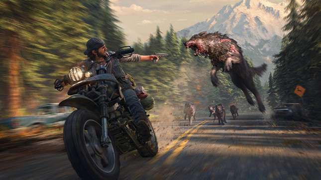 Days Gone's free DLC will bring survival mode and more