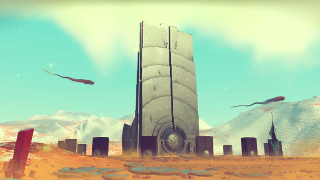 Watch us claim stars in No Man's Sky from 1545 today!