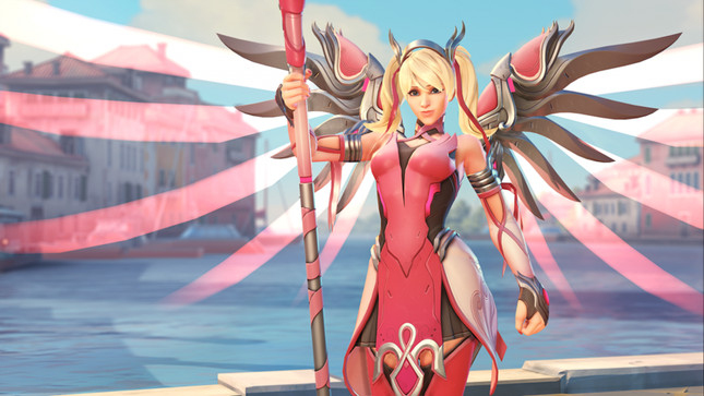 Overwatch Raises $12.7 Million For Breast Cancer Research
