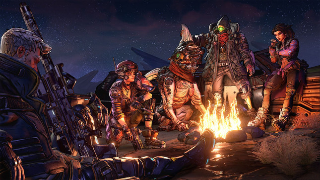 Watch the huge Borderlands 3 gameplay reveal here