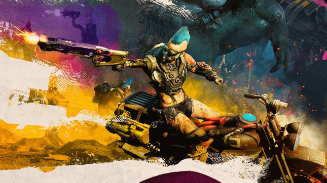 New Rage 2 gameplay looks like a blast