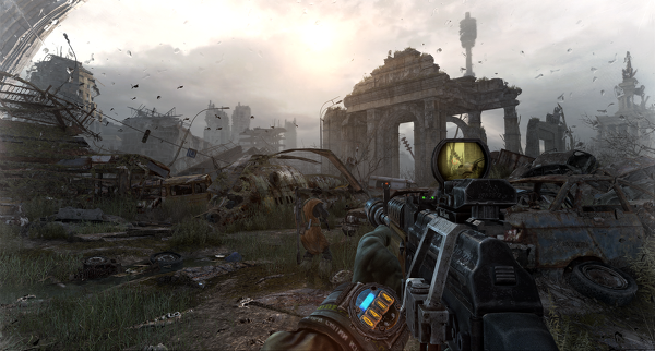 Metro: Last Light's Tower Pack DLC out now