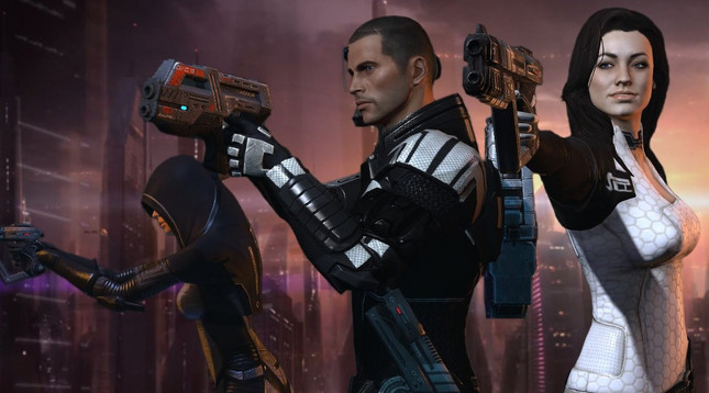 Mass Effect lead writer Drew Karpyshyn leaves BioWare a second time