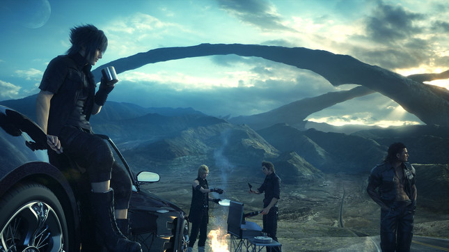 It looks like Square-Enix is working on a PS5 title.