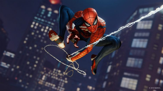 You can expect Spider-Man's first DLC in October