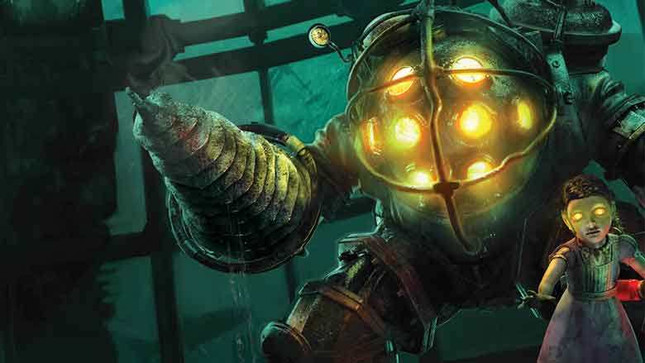 "A new BioShock in the works at ""top secret"" 2K studio"
