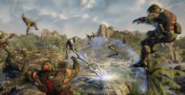 Crysis 3 island DLC adds multiplayer maps, weapons, modes