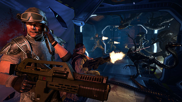 """Colonial Marines actor says development was """"passionless"""""""