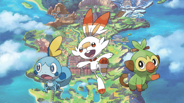 Pokemon Sword & Shield confirmed for 2019 release