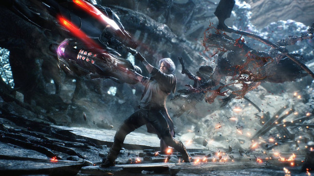 Devil May Cry 5 has already shipped over two million copies