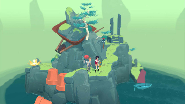 Time-bending puzzle adventure The Gardens Between is coming to PS4
