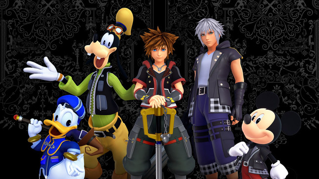 Kingdom Hearts III voice cast unveiled