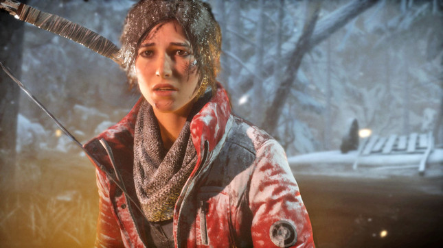Rise of the Tomb Raider loots 2016 Writers Guild award