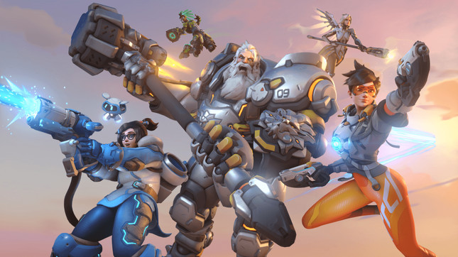 Blizzard to merge Overwatch and its sequel eventually
