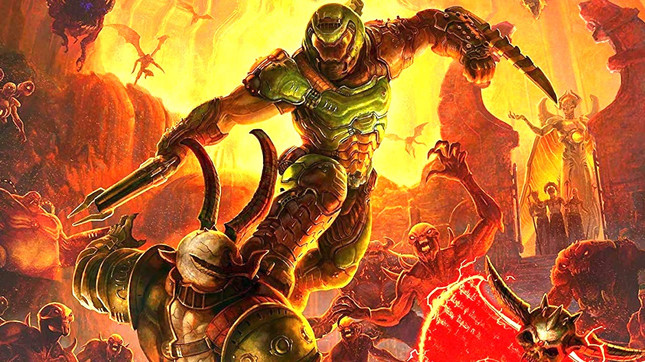 Doom Eternal will shed some light on the mysterious Doomguy