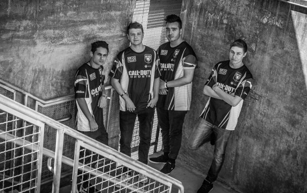 Australian Champs take top 5 spot at 2014 Call of Duty Championship
