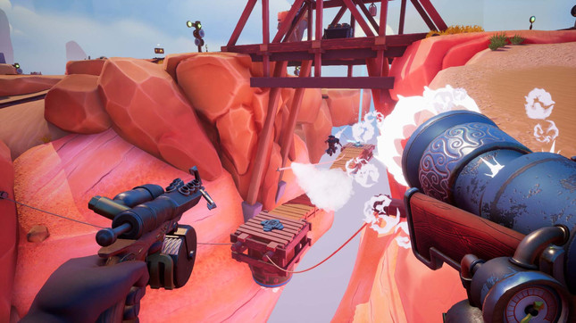 Kiwi FPS brawler Sky Noon launches next week