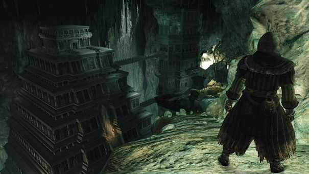 Three-part episodic DLC coming to Dark Souls II