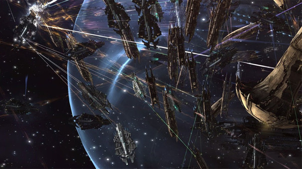 Spaceships worth more than $200,000 obliterated in epic virtual battle