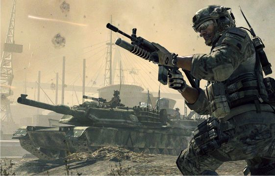 Rumour: Next year's Call of Duty is Modern Warfare 4