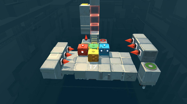 Aussie puzzler Death Squared is now available on Switch