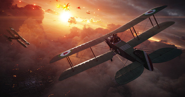 Battlefield 1's first week outsells BF4 & Hardline combined