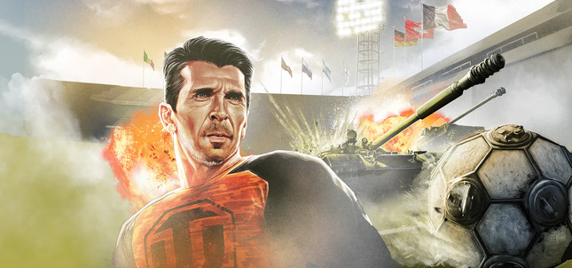 World of Tanks celebrates World Cup with Soccer Mode