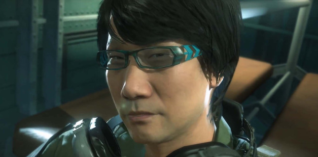 Do these MGSV scenes convertly expose the relationship between