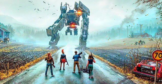 Generation Zero continues to impress with new gameplay