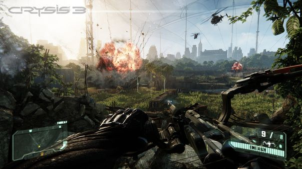 "Graphics ""60 per cent of the game"" – Crytek"