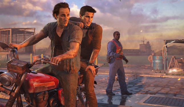 Uncharted movie gains new director, loses writer