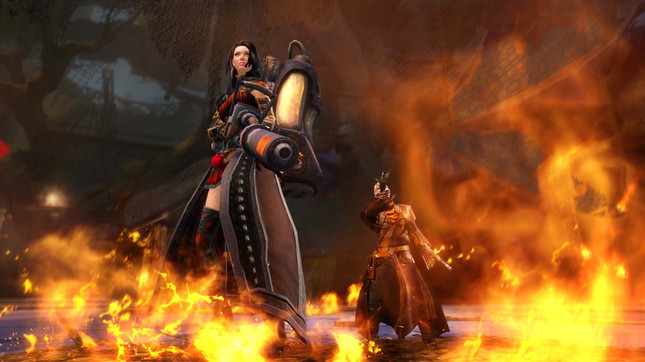 Guild Wars 2 now free, Heart of Thorns expansion detailed