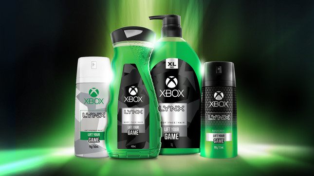 Xbox body wash is coming to help you smell the part