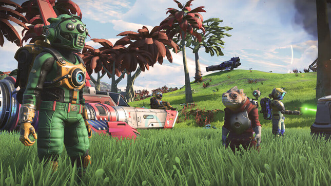 No Man's Sky NEXT Update brings the game closer to the initial vision