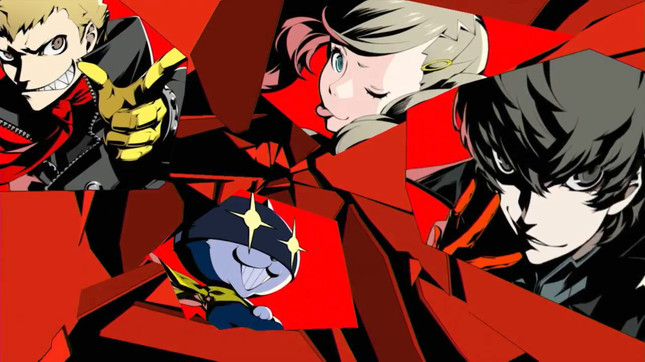 Persona 5 is stealing the hearts of critics, and their spare time