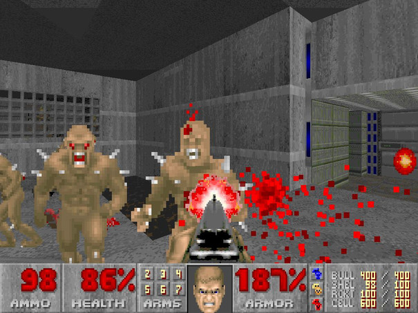 Groundbreaking first-person shooter Doom is 20 today