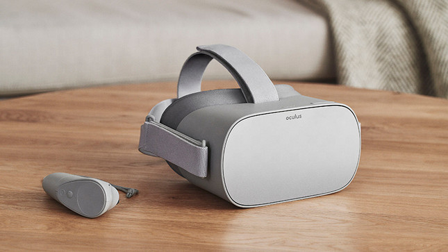 Oculus announces budget headset and a price drop
