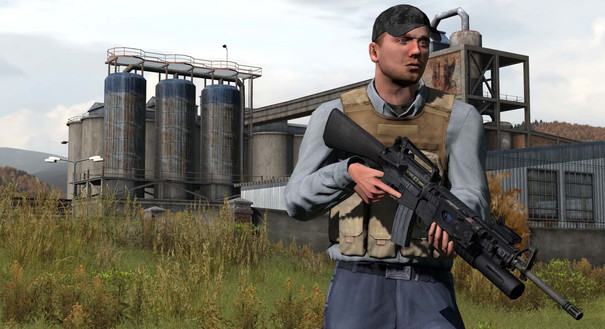 DayZ is coming to PS4