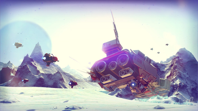 No Man's Sky has launch woes on PC