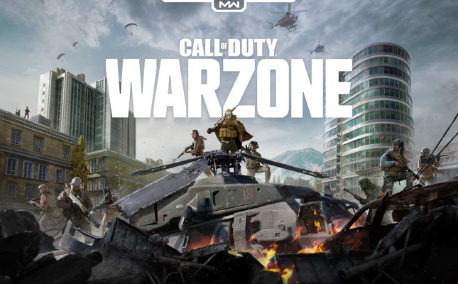 Call of Duty's Battle Royale mode Warzone announced