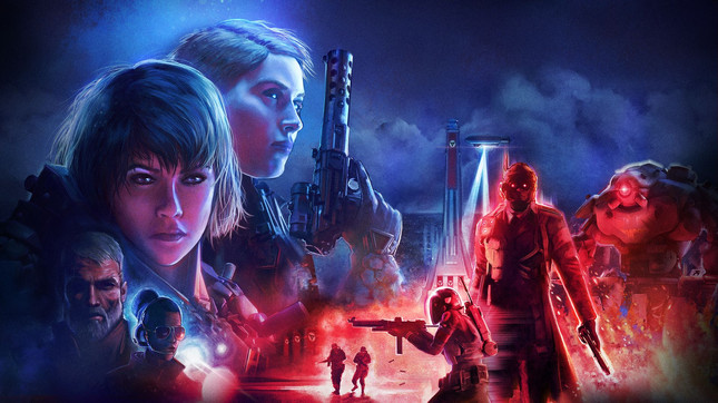 Hot new Nazi-killin' co-op in Youngblood's latest trailer