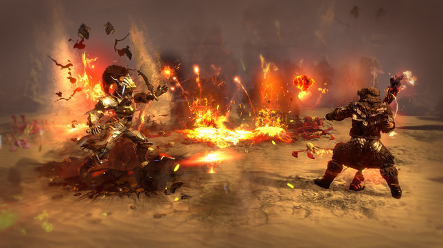Path of Exile is coming to PS4 next month - Gameplanet Australia