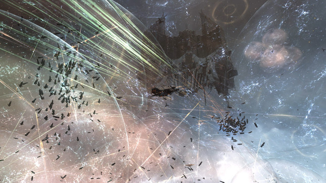 Over 5,000 Eve Online players wage biggest battle ever