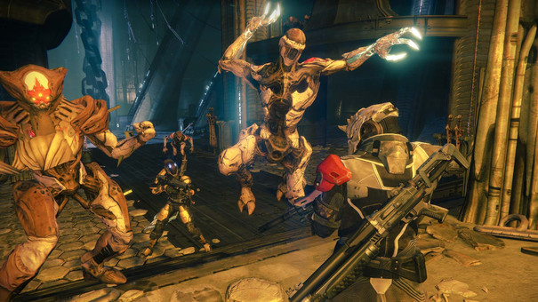 Destiny beta is back online a day early