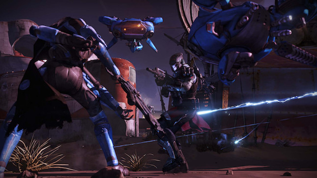 Bungie details the Prison of Elders from Destiny expansion House of Wolves