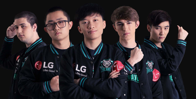 Dire Wolves are in the LoL OPL Grand Final – here's who could join them