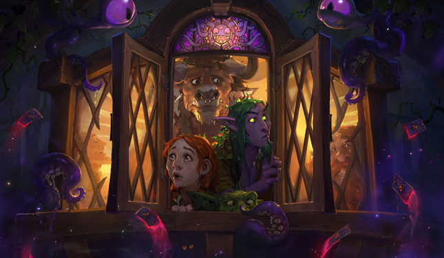 Hearthstone awakens the Old Gods in next expansion