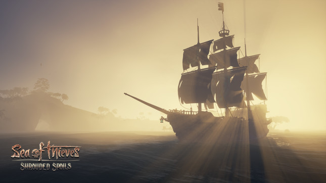 New Sea of Thieves content update 'Shrouded Spoils' available now