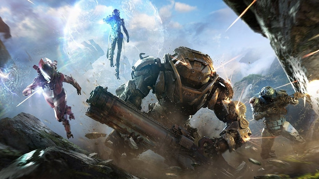 Anthem's loot mechanics are getting an improvement