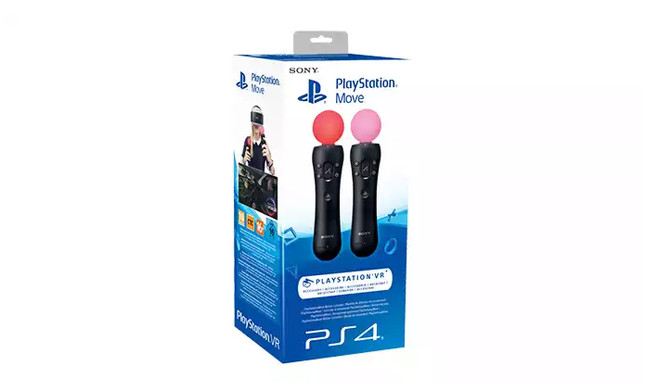 PlayStation Move is back, and it's brought a friend